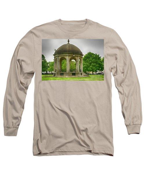 Gazebo Design Long Sleeve T-Shirt