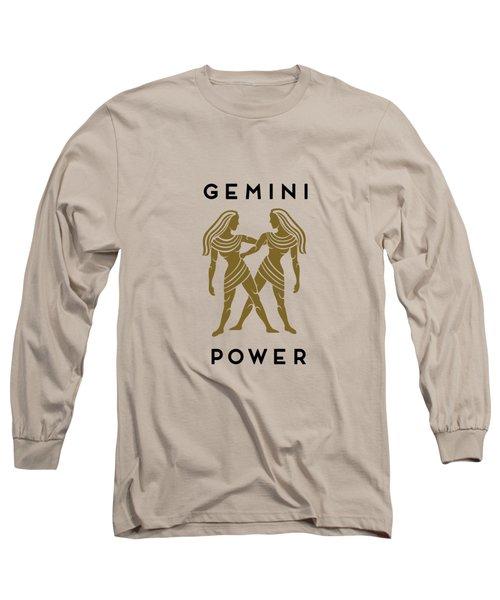 Gemini Power Long Sleeve T-Shirt