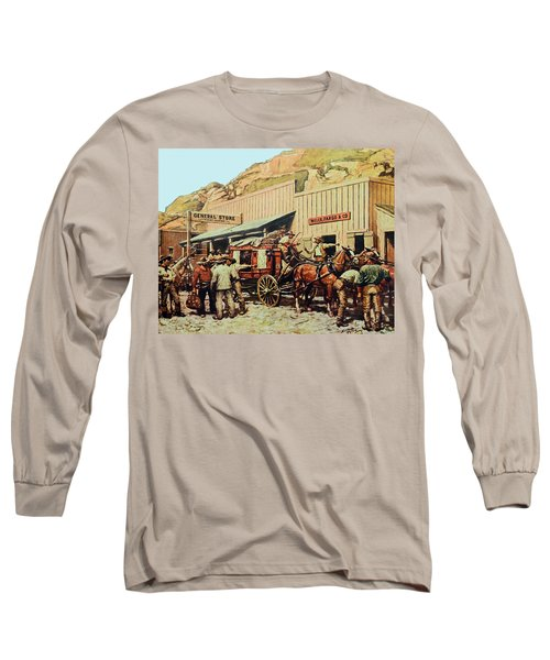 General Store Long Sleeve T-Shirt