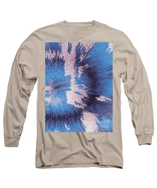 Genetic Engineering Flower Long Sleeve T-Shirt