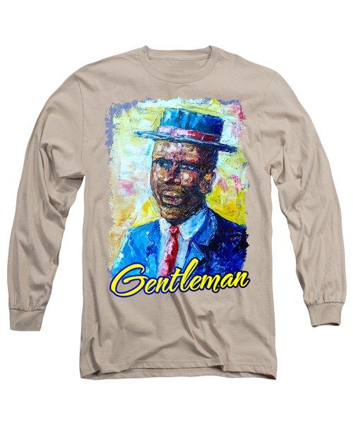 Gentleman Long Sleeve T-Shirt