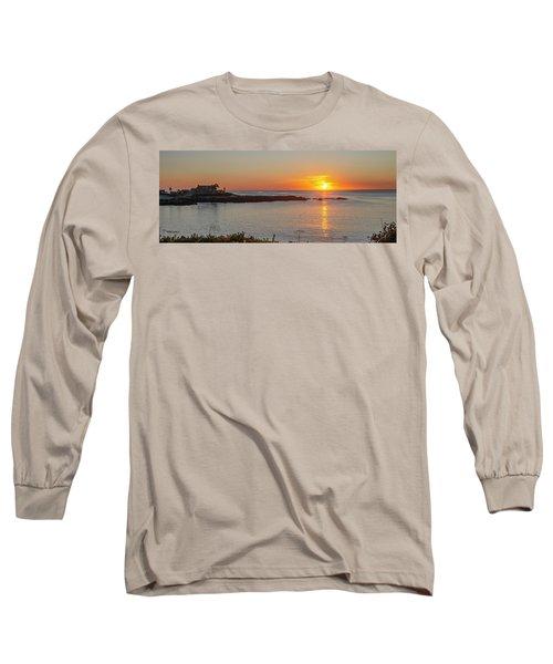 George Bush Home - Kennebunkport Long Sleeve T-Shirt