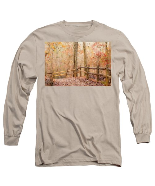 Georgia Fall Long Sleeve T-Shirt by RC Pics