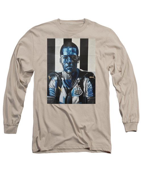 Georginio Wijnaldum Long Sleeve T-Shirt by Steve Hunter