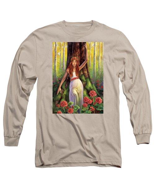 Geranium - Resilience Long Sleeve T-Shirt