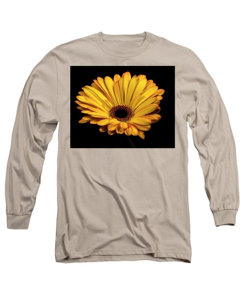 Long Sleeve T-Shirt featuring the photograph Gerber Daisy by James Sage