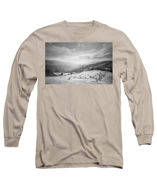 Geres The Not Burned Area.. Yet.. Long Sleeve T-Shirt