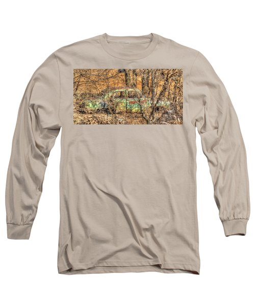 Get Away Car Long Sleeve T-Shirt