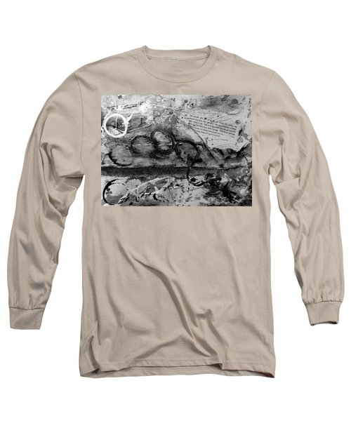 Get Into The Game Long Sleeve T-Shirt by Tracy Bonin