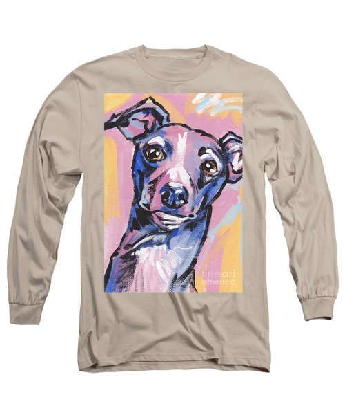 Gettin Iggy Wit It Long Sleeve T-Shirt