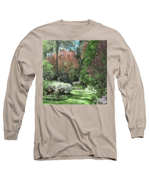 Getting Lost In A Day Dream Long Sleeve T-Shirt