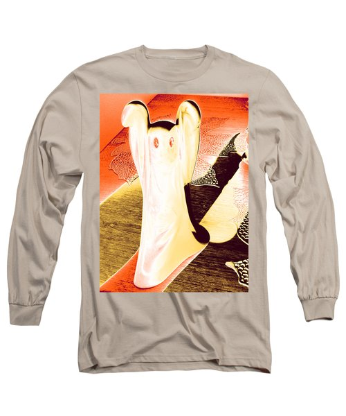 Ghost #1 Long Sleeve T-Shirt
