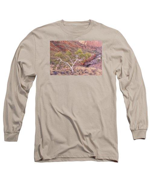 Ghost Gum Long Sleeve T-Shirt