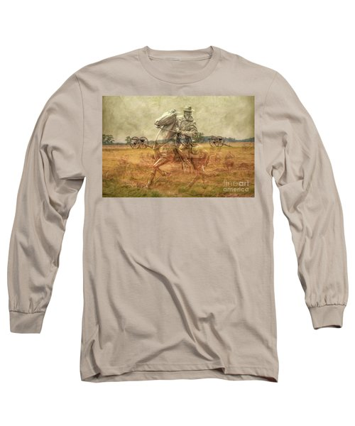 Ghosts Of Gettysburg II Long Sleeve T-Shirt