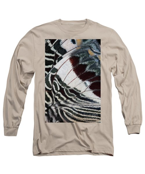 Giant Charaxes Butterfly Long Sleeve T-Shirt