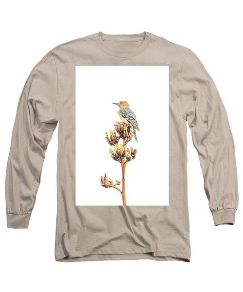 Gila Woodpecker Long Sleeve T-Shirt