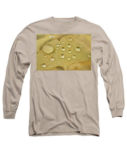 Ginkgo Balls Long Sleeve T-Shirt