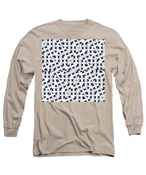 Giraffe Abstract 02 Long Sleeve T-Shirt
