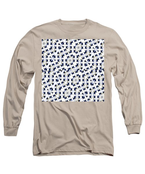 Giraffe Abstract 02 Long Sleeve T-Shirt