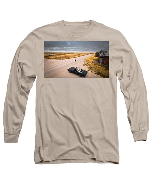Girl Of The Golden West Long Sleeve T-Shirt
