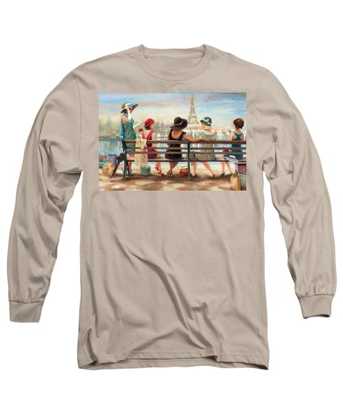 Girls Day Out Long Sleeve T-Shirt