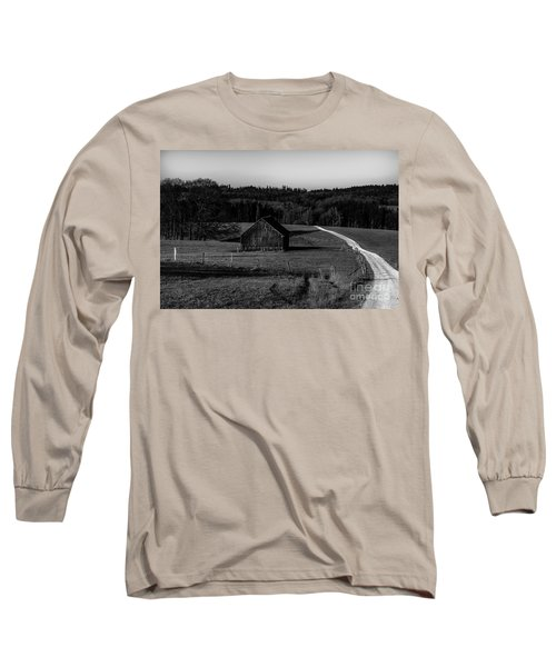 Give Yourself A Rest Long Sleeve T-Shirt