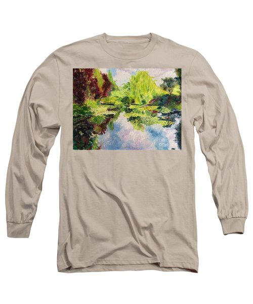 Giverney Long Sleeve T-Shirt