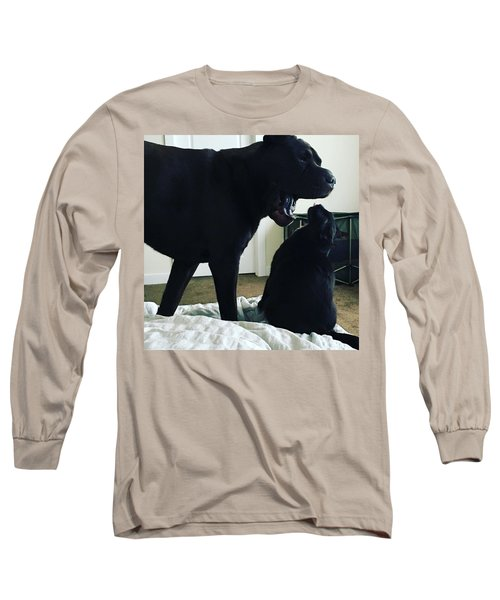 Giving Orders Long Sleeve T-Shirt