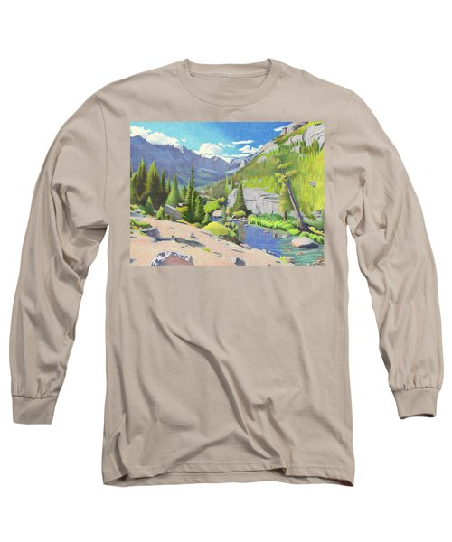 Glacier Gorge Long Sleeve T-Shirt
