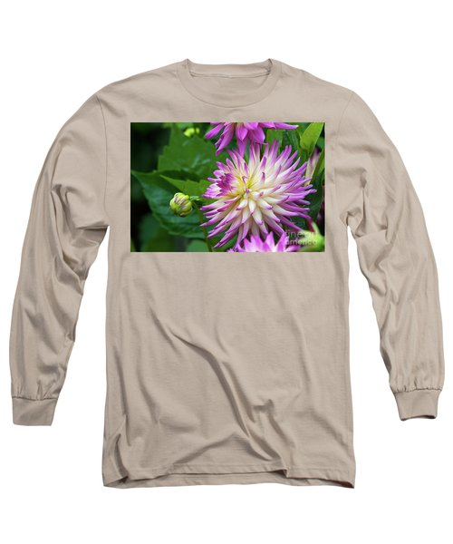 Glenbank Twinkle Dahlia Long Sleeve T-Shirt