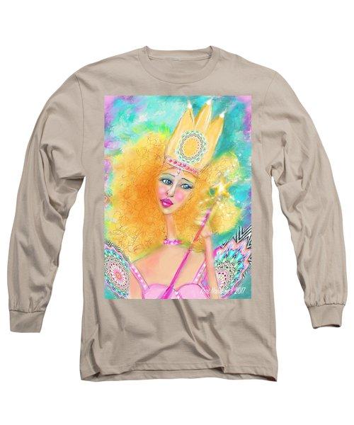 Glenda Long Sleeve T-Shirt by Kari Nanstad