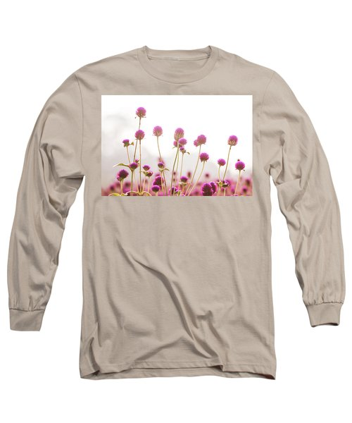 Globe Amaranath Long Sleeve T-Shirt