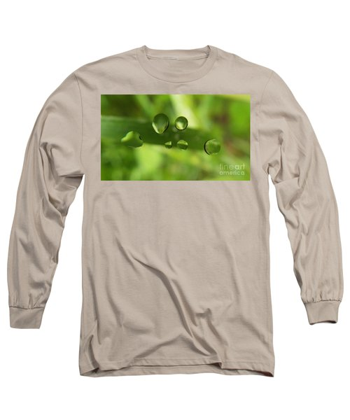 Globules Long Sleeve T-Shirt