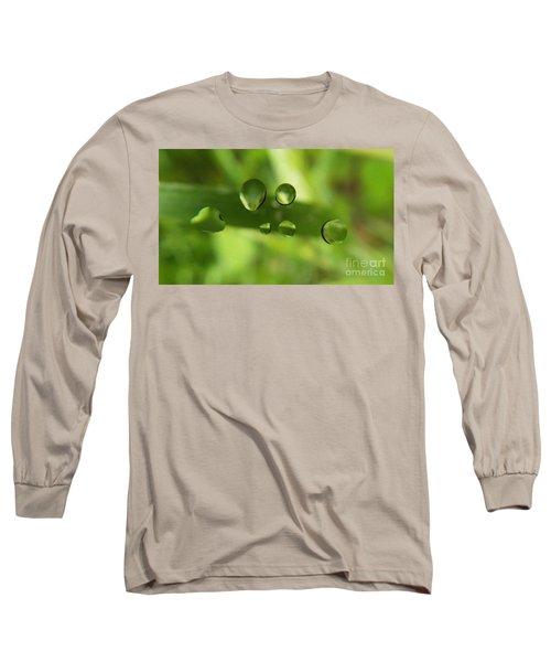 Globules Long Sleeve T-Shirt