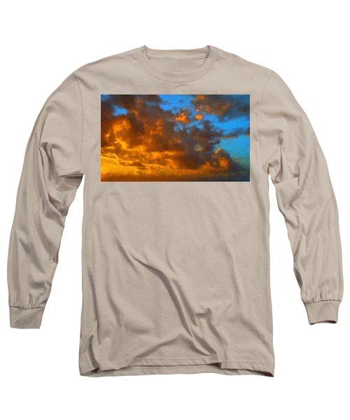 Glorious Clouds Long Sleeve T-Shirt