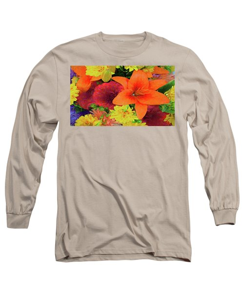 Glorious Summer Colors Long Sleeve T-Shirt