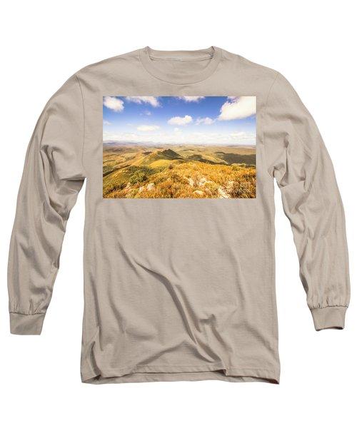 Glorious Tasmania Long Sleeve T-Shirt
