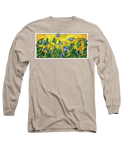 Glory In The Flower Long Sleeve T-Shirt