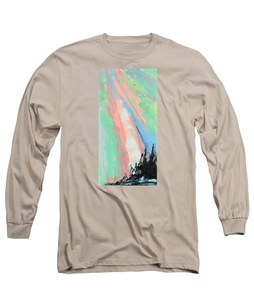 Glory Long Sleeve T-Shirt by Nathan Rhoads