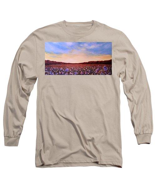Glory Of Cotton Long Sleeve T-Shirt