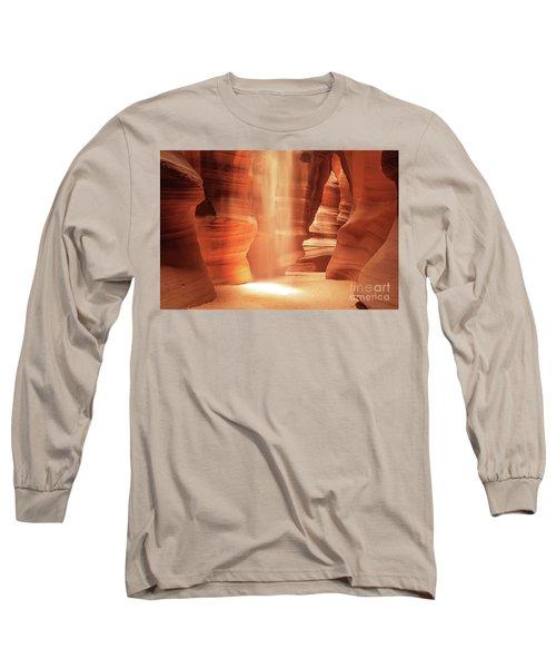 Glow - Antelope Canyon Long Sleeve T-Shirt