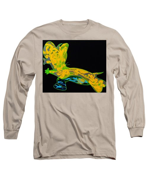 Glow Stick Long Sleeve T-Shirt