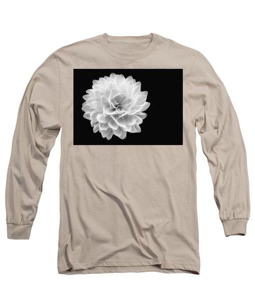 Glowing Dahlia Long Sleeve T-Shirt