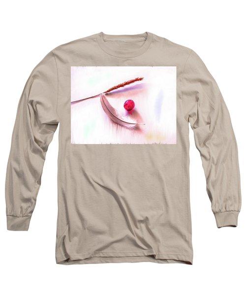 Glowing Grape #g5 Long Sleeve T-Shirt