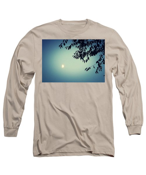 Glowing Moon  Long Sleeve T-Shirt