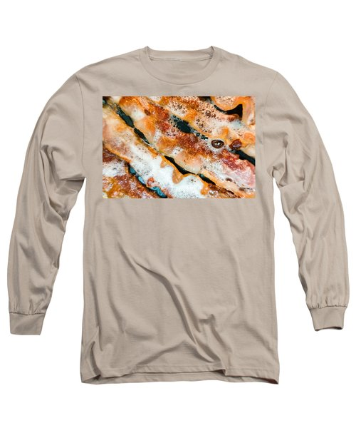 Gluten Free Bacon Long Sleeve T-Shirt