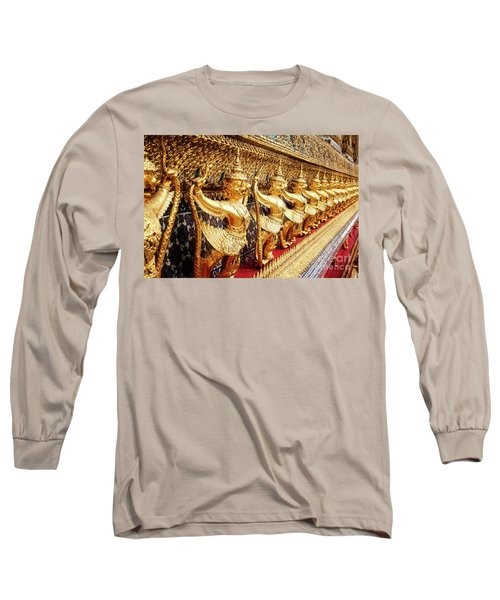 Gods And Demons Long Sleeve T-Shirt