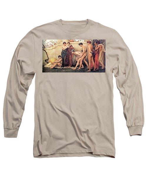 Gods At Play Long Sleeve T-Shirt