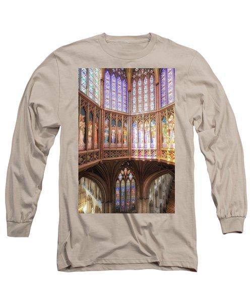 Gods Colors Long Sleeve T-Shirt