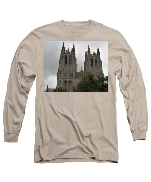 God's House Long Sleeve T-Shirt